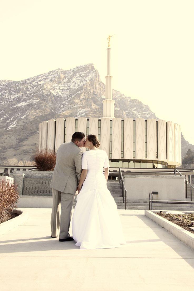 Cheap Wedding Photography Utah: Provo Utah Wedding Picture Idea
