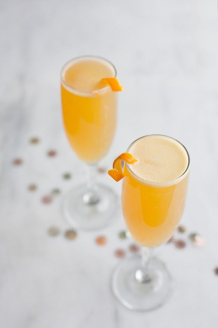 14 Champagne Cocktails to Cheers the First Day of Summer — It's a Social World
