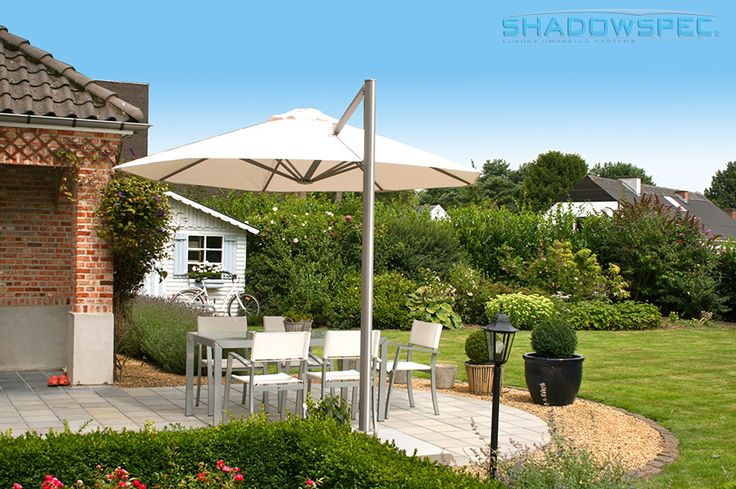 SHADOWSPEC – Global Suppliers of  Luxury Outdoor Umbrella Systems   Take a look at Shadowspecs Rotating Cantilever Umbrella, the SU7. It is able to rotate 360˚, perfect for shading your pool area all year round. Use in place of a retractable canvas canopy, awnings, or pergola. Ideal for a patio, pools, backyards, decks,porches, garden landscaping, balcony, terraces and more.  Click below for more information: USA – www.shadowspec.com  AUST – www.shadowspec.com.au  NZ/Other –…