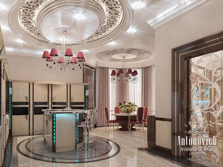 Kitchen Design In Dubai Interior UAE Photo 3