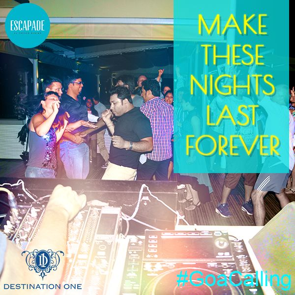 #party #nightlife #fun #enjoy #friends #music #lively #ambiance #rocking #beach #Goa #best #place #celebrate #love #life #moment #miracle #sparkle #night