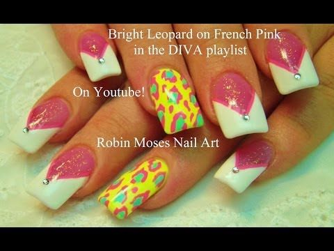 Nail Art - DIVA Nails with Bling & Swag (playlist for 95 different divalicous designs!!!!)