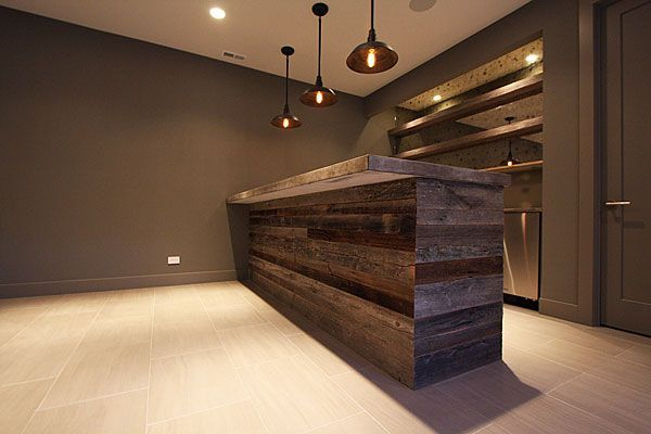 Gorgeous wet bar basement or bonus room home sweet home for Basement wet bar plans