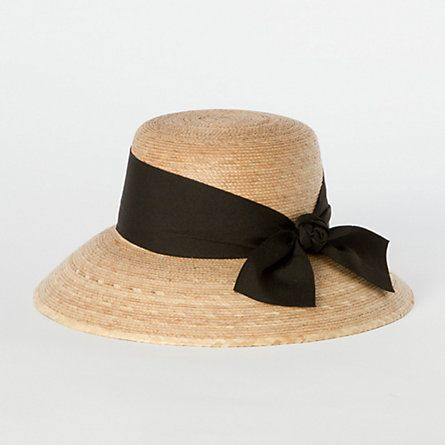 Terrain Somerset Hat #shopterrain This would be great for the garden or the beach.