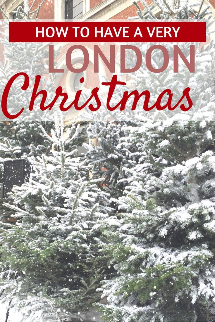 Make the most of the holiday season in London with this handy guide! Because Christmas in London is AMAZING.