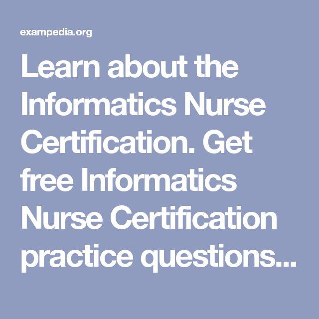 Best 25+ Nursing certifications ideas on Pinterest Medical - radiation oncology nurse sample resume