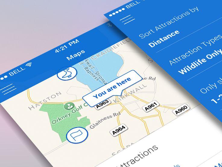 view iphone location history windows