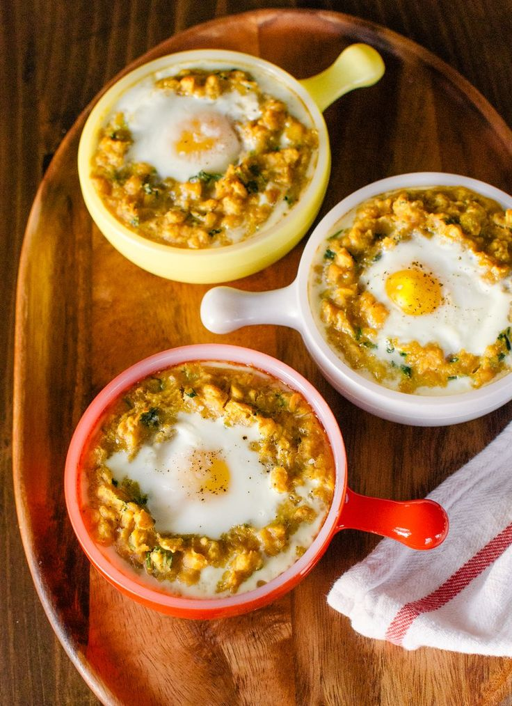 Recipe:  Spiced Lentils With Egg  — Recipes from The Kitchn