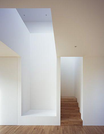 Interior of Haus Wiegand-Majdpour by Wiegmann Architekten.