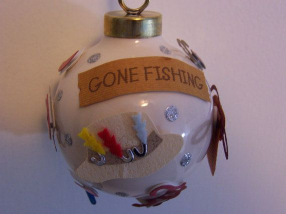162 best Camper Christmas Tree / Fishing Theme images on ...