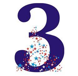 Wibracja numerologiczna liczby 3. - Tarot Numerlologiczny