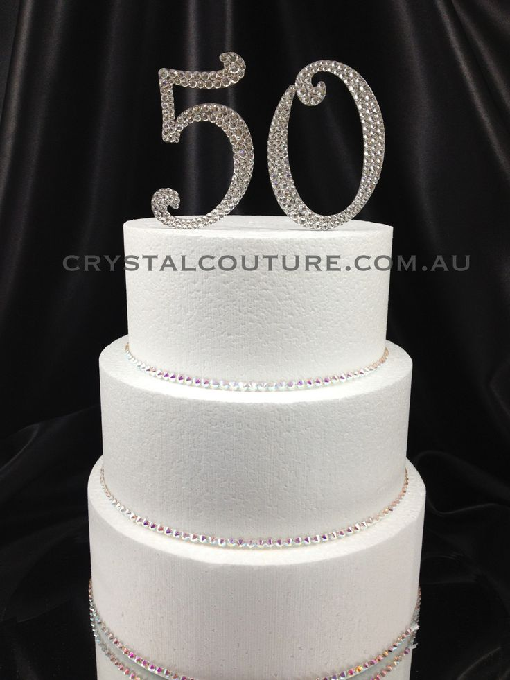 144 best Crystal Couture Cake Toppers images on Pinterest