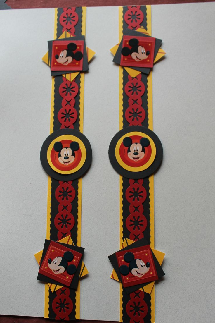 How to scrapbook disney - Stickers From Mickey And Friends Combo Pack Disney Idea Border