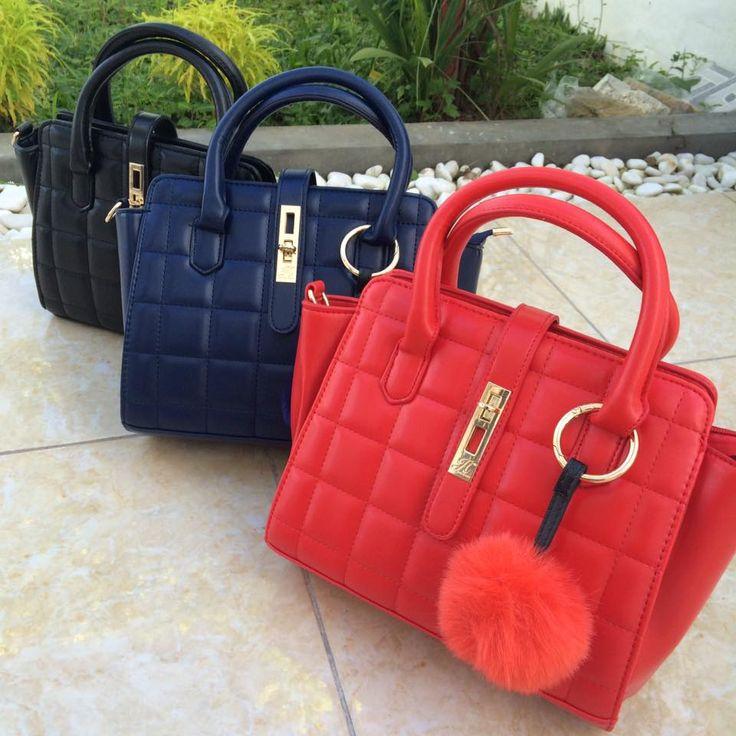 Jimshoney Pillow Bag  www.meliza.co.id