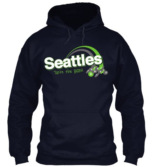 Seattles ~ Taste the BOOM! ** added this to my closet :) **