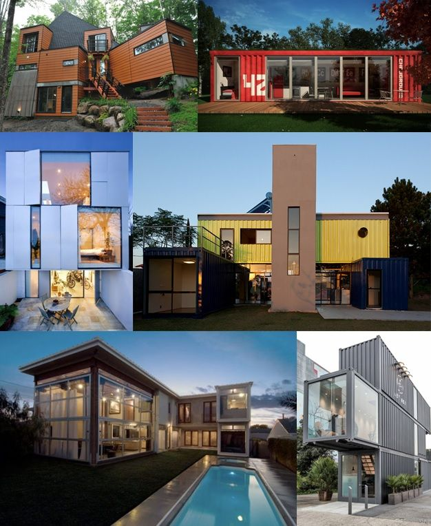 96 best Container homes inspiration images on Pinterest   Container homes,  Shipping containers and Architecture