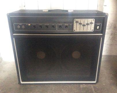 ACOUSTIC Model 125 Amp Combo Vintage Verstärker in