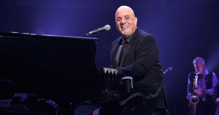 Billy Joel to Appear on CW Superhero Series 'Arrow' #headphones #music #headphones