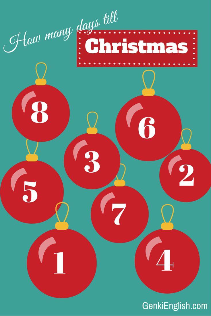 Best 25+ Days till christmas ideas on Pinterest | Countdown till ...