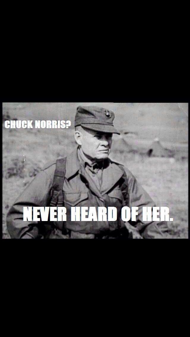 Chesty Puller! Semper Fidelis - USMC