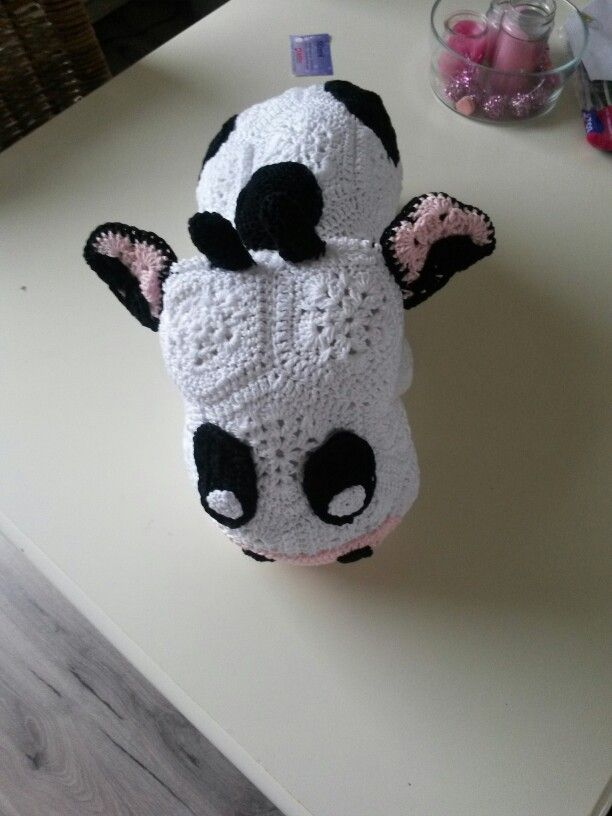 Camilla the cow african flower
