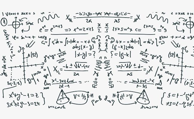 Handwritten Mathematical Problem Solving Equations Math Clipart Handwritten Math Formula Handwritten Png Transparent Clipart Image And Psd File For Free Down Solving Equations Math Formulas Problem Solving