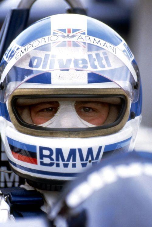 Derek Warwick, Olivetti Brabham-BMW BT55, 1986 F1 World Championship