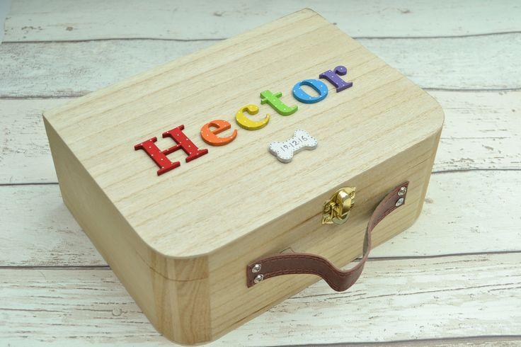 Excited to share the latest addition to my #etsy shop: Pet lover gift -Dog Memory Box -Wooden Keepsake Box -Pet Loss Memorial Box -Rainbow Design Rainbow Bridge -Personalised Pet #pets #dogmemorybox #dogsofinstagram #linkinbio #etsyfinds #etsysuccess #happyhomewares #popsyclunk