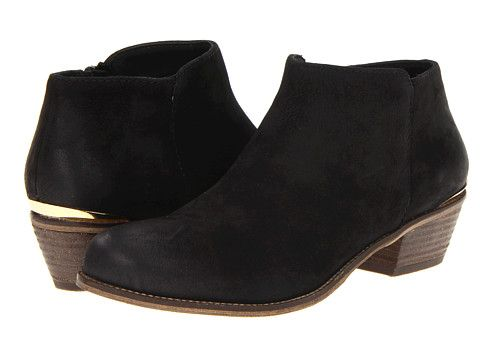 Steve Madden Remingtn Black Nubuck - Zappos.com Free Shipping BOTH Ways