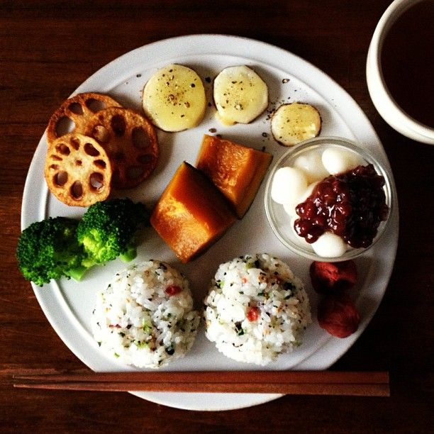Today's breakfast. - @keiyamazaki- #webstagram