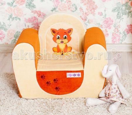 Paremo Детское кресло Котенок  — 3000р. ------------------------  Paremo Детское кресло Котенок обязательно понравится ребенку, и прекрасно дополнит любой детский интерьер. Кресло бескаркасное, мягкое и эргономичное, что делает его максимально удобным для малыша.   Особенности: Создано для мальчиков и девочек в возрасте 1-4 лет Кресло имеет бескаркасную и абсолютно безопасную для малыша конструкцию Сидение мягкое и эргономичное, принимает нужную форму под весом ребенка Размеры креслица: 54 х…