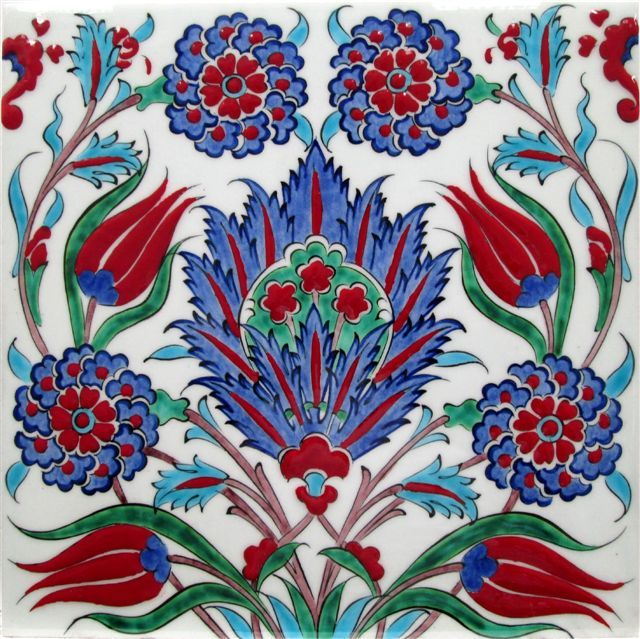 Turkish ceramic tile