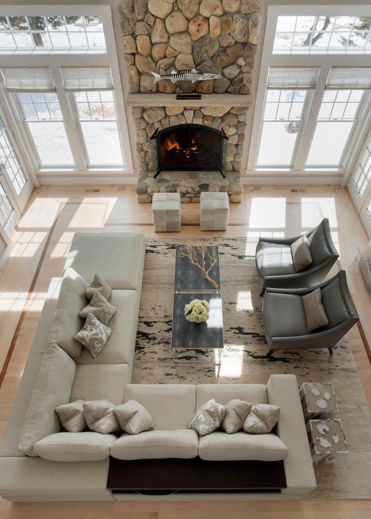 Best 25 Fireplace Living Rooms Ideas On Pinterest: 25+ Best Ideas About Two Story Windows On Pinterest