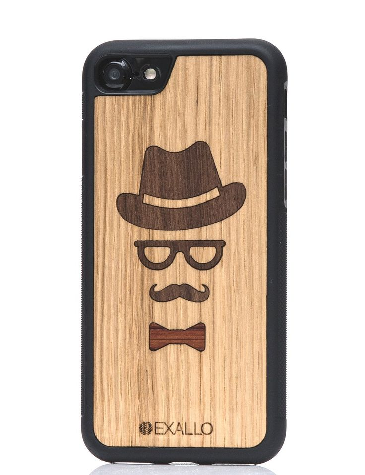 Wooden Case Gent by Exallo #wooden #wood #Gent #agorashop #exallo #gift_Idea #iphone