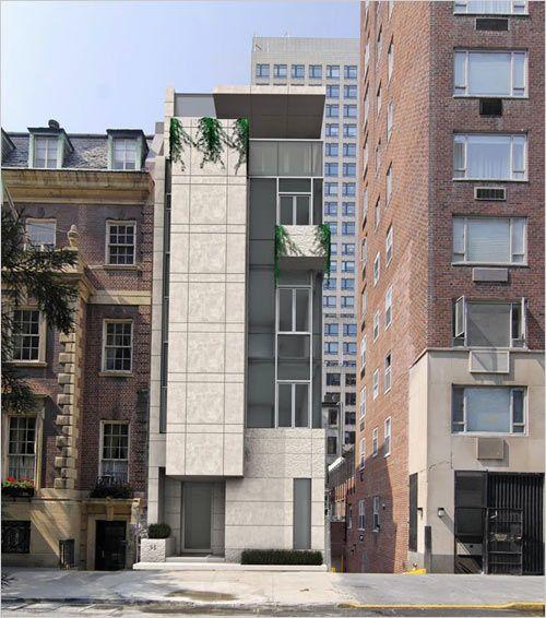 Skinny house 4440 pinterest skinny house for Upper east side townhouse for rent