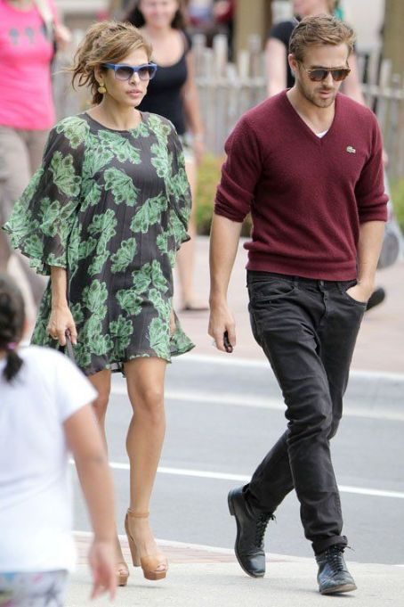 Eva Mendes Fashion and Style - Eva Mendes Dress, Clothes, Hairstyle - Page 5