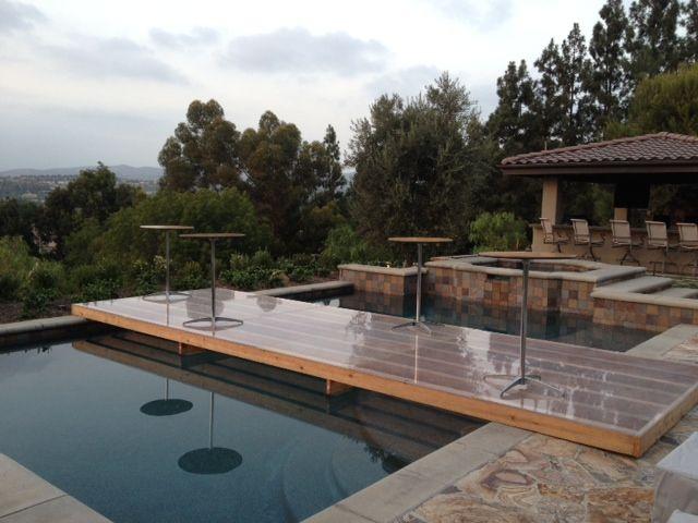 Plexi Glass Bridge Over Swimming Pool Pools Pinterest Plexi Glass