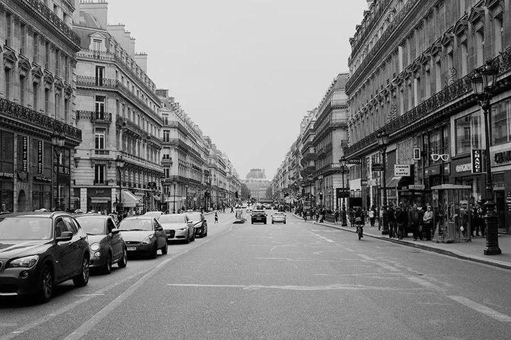 rue de opera pariisi