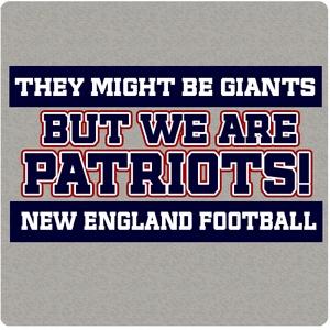 Go Pats! - New England Patriots