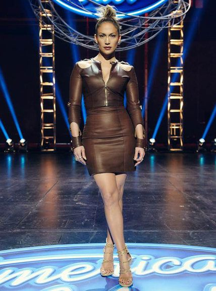Check out all of Jennifer Lopez's stylish and sexy looks from this season of American Idol.