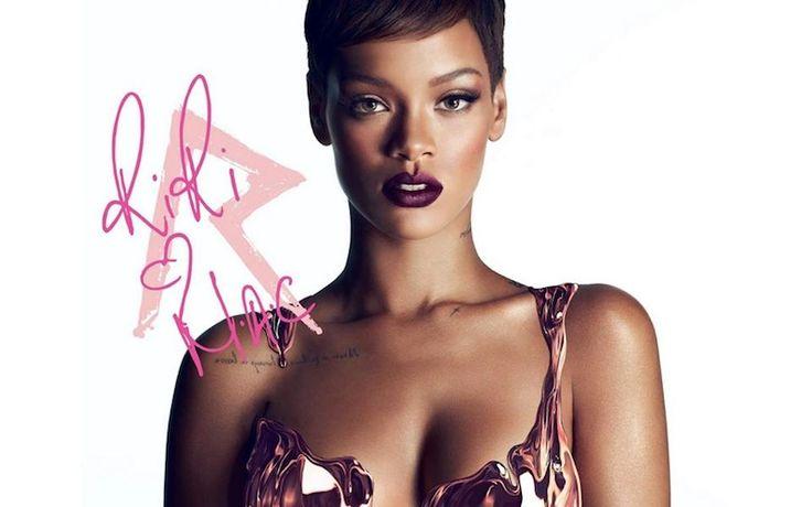 Rihanna X Mac Charity Collaboration - Auxjourslejour