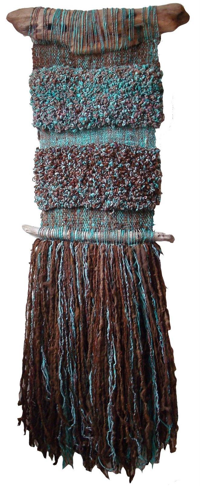 Marianne Werkmeister: Weaving Art, Art Fiber, Art Textile, Weaving Inspiration, Wall Weaving, Decorative Loom, Weaving Textile, Textile Art, Fiber Art Weaving