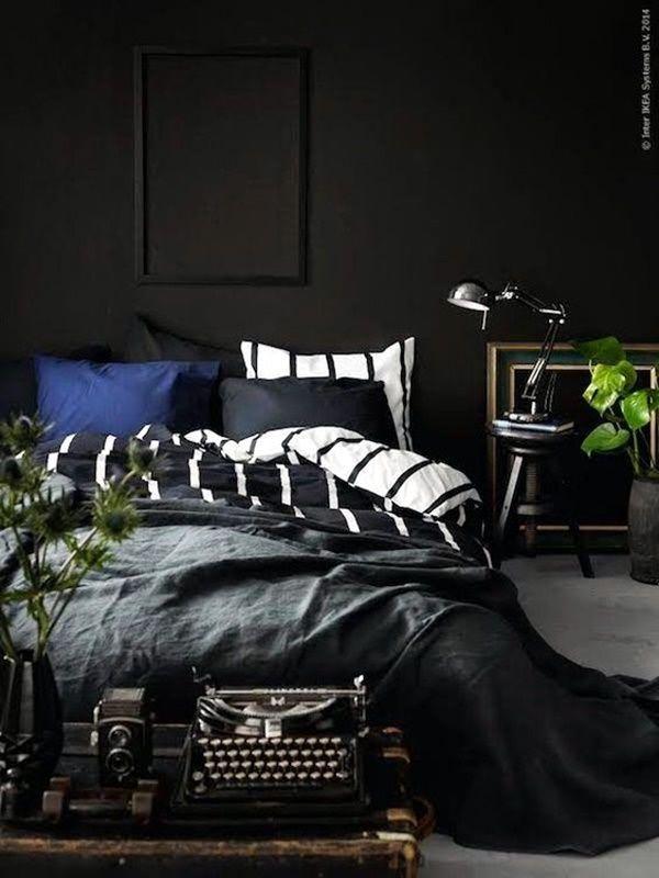 45 Classic Men Bedroom Ideas And Designs Part 68