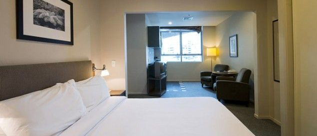 Scenic Hotel Auckland, New Zealand