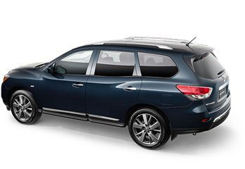 All-New Nissan Pathfinder Hybrid   Family 7 Seater SUV, 4x4 - Nissan Australia