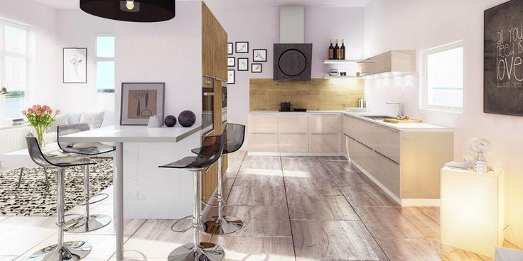 17 best ideas about separation salon on pinterest dans - Comptoir separation cuisine salon ...