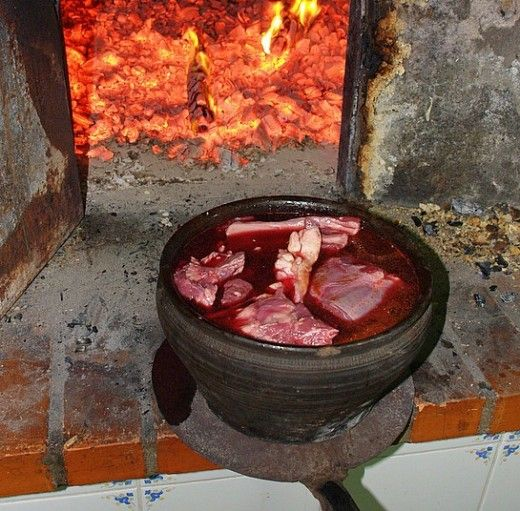 "How to cook "" Chanfana "" – The Portuguese Goat roast/stew"