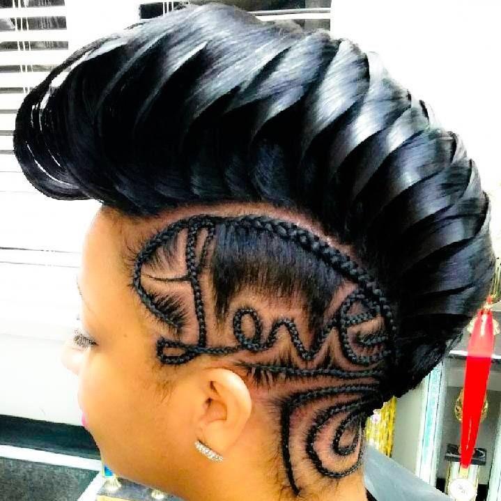 Pleasant 1000 Images About Black Girls Rock On Pinterest Black Short Hairstyles For Black Women Fulllsitofus