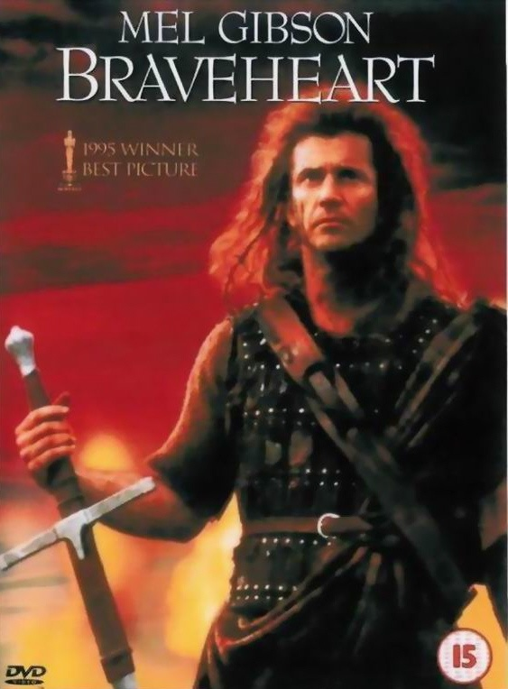 Braveheart.  I could only bear to watch it once and watch only parts when it is on TV again.