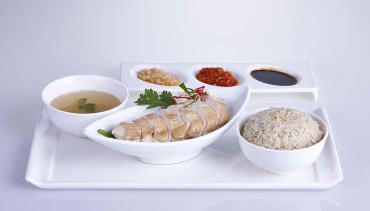 Hainanese Chicken Rise